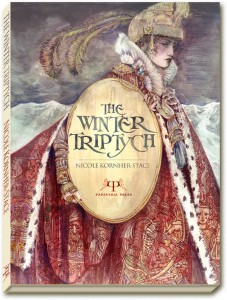 The Winter Triptych, by Nicole Kornher-Stace, reviewed by Tori Truslow for Sabotage