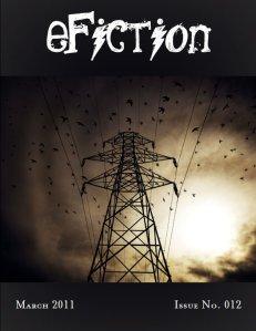 eFiction Magazine #12, March 2011, reviewed by Kurage Kobayashi for Sabotage