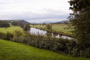 One of JF Sebastian's photos of the Lune River and Valley