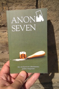 Anon Seven, reviewed for Sabotage by Chloe Stopa-Hunt