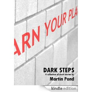 Dark Steps, by Martin Pond, reviewed by Ian Chung