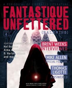 Fantastique Unfettered, Issue 4