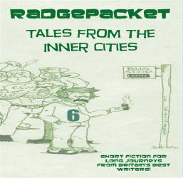 Radgepacket 6, published by Byker Books