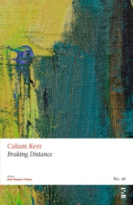 Calum Kerr's 'Braking Distance', reviewed for Sabotage by Claire Trévien