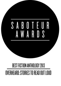 Best Fiction Anthology: Overheard