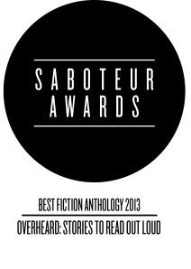Best Fiction Anthology: Overheard