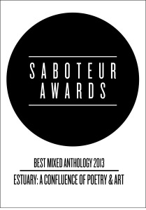 saboteur awards - mixed anthology