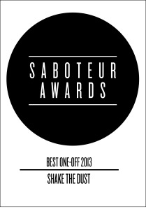 saboteur awards - one-off