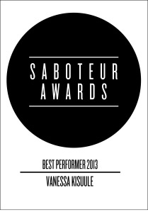saboteur awards - performer