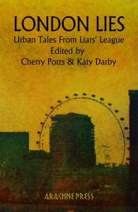 London Lies Arachne Press